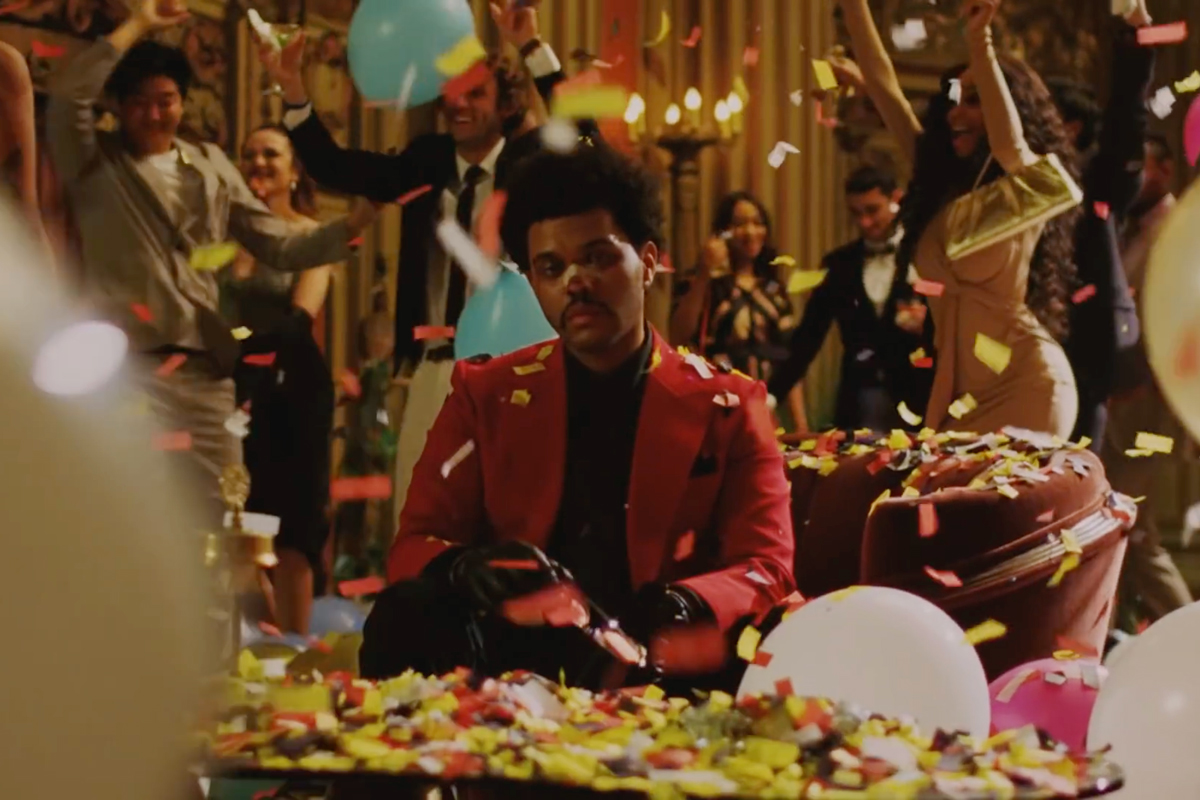 the Weeknd Until I Bleed Out nuevo videoclip